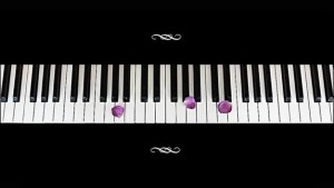 Piano Key Notes
