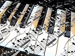 Beginner's Piano Music